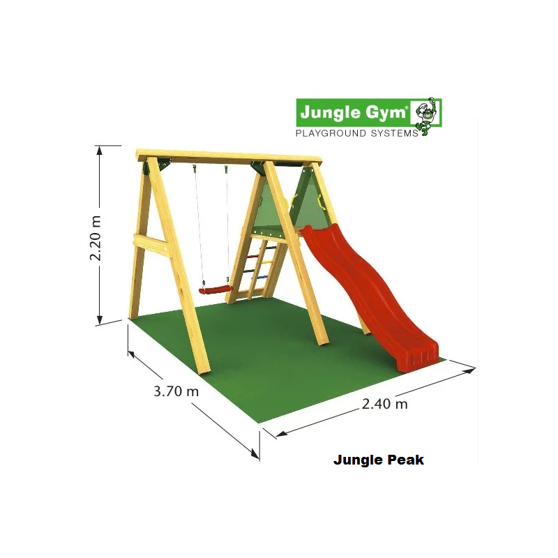 Vladeko Jungle Peak 240 cm