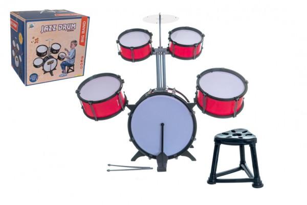 Teddies bicí souprava s příslušenstvím