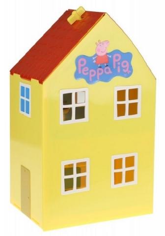 Peppa Pig domeček s figurkou a doplňky