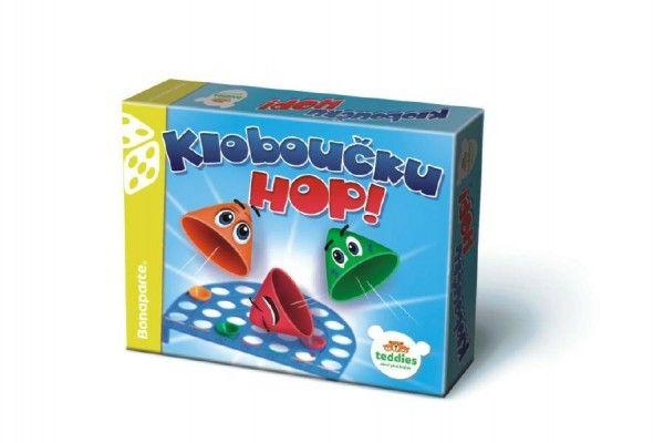 Bonaparte společenská hra Kloboučku, hop!