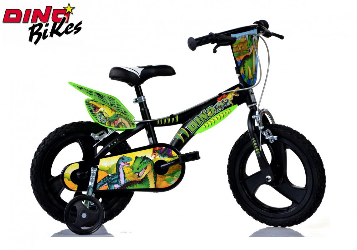 """Dino Bikes Dětské kolo T Rex 16"""""""