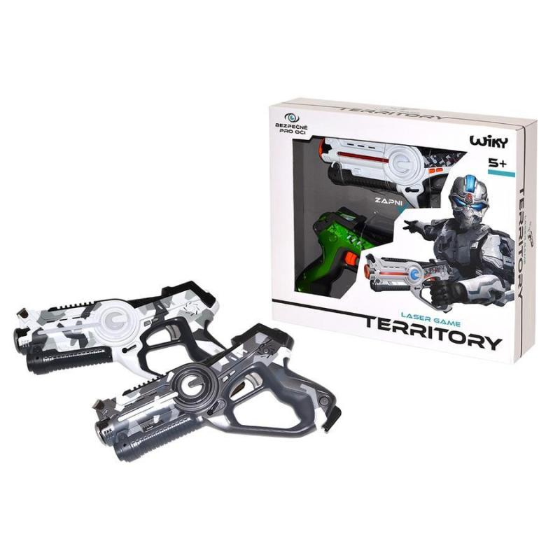 Wiky Territory Laser game - double