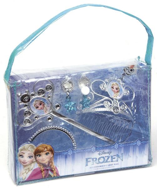 Frozen  Stříbrná korunka s hůlkou a šperky. Sdílet s přáteli 380d6e8aae