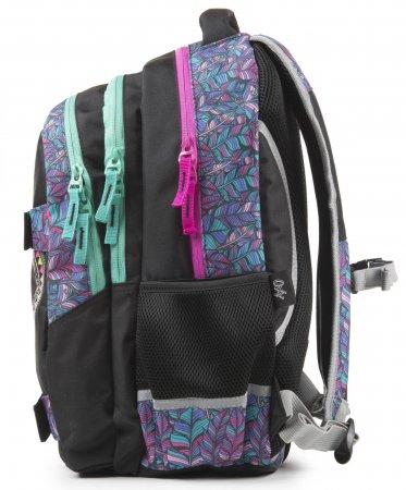 de007104509 Studentský batoh OXY One Spirit. Sdílet s přáteli