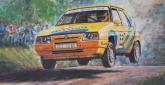 Škoda Favorit Rallye 96
