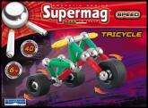 Supermag Tricycle 40 dílků