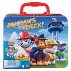 Paw Patrol puzzle v plechovém kufříku