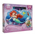 Spin Master Princess PĚNOVÉ PUZZLE 25 KS