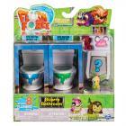 Flush Force 8 figurek + záchody, více druhů