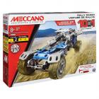 MECCANO 10 MODELŮ RALLY AUT S MOTOREM