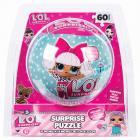 L.O.L puzzle 60 dílků v kouli