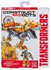 Transformers Construct Bots scout s pohyblivými prvky