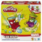 Play Doh kelínky ve tvaru Marvel