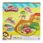 Play Doh pizza party