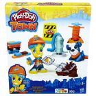 Play-Doh Town figurka se zvířatkem, více druhů
