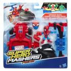 Avengers - Micro Hero Mashers - figurka s vozidlem, více druhů
