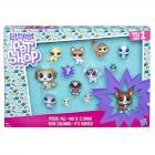Littlest Pet Shop Velké balení 13 ks zvířátek