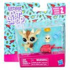 Littlest Pet Shop Maminka s miminkem a doplňky, více druhů