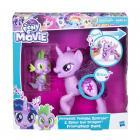 My Little Pony Hrací set se zpívající Twilight Sparkle a Spikem