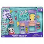 Littlest Pet Shop Hrací set Salon
