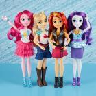 My Little Pony Equestria Girls panenka, více druhů