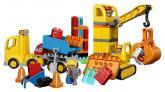 LEGO DUPLO Town 10813 Velké staveniště