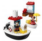 LEGO DUPLO Disney TM 10881 Mickeyho loďka