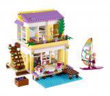LEGO Friends 41037 Plážový domek Stephanie
