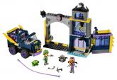 LEGO DC Super Hero Girls 41237 Tajný Bunkr Batgirl™