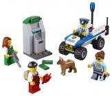 LEGO City 60136 Polícia – štartovacia súprava