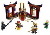 LEGO Ninjago 2270651 Závěrečný souboj v trůnním sále