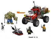 LEGO Batman Movie 70907 Killer Crocův Tail-Gator