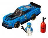 LEGO Speed Champions 75891 Pretekárske auto Chevrolet Camaro ZL1