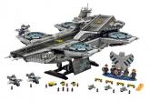 LEGO® Super Heroes 76042 SHIELD heliport