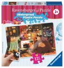 Ravensburger puzzle Máša a Medvěd 12 plast. dílků IV
