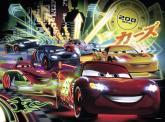 Ravensburger puzzle Cars Neon 100 dílků