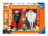 Ravensburger puzzle Mimoňové Já Padouch 3, 100 dílků