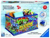 Úložná krabice Graffiti; 3D, 216 dílků