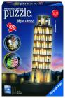Ravensburger puzzle Pisa (Noční edice) 216 dílků
