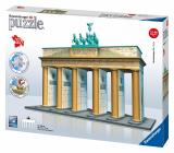 Ravensburger 3D puzzle Brandenburská brána 324 dílků