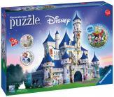 Ravensburger puzzle Disney zámek 3D 216 dílků