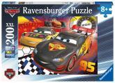 Ravensburger puzzle Disney Auta - závod 200 XXL dílků