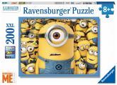 Ravensburger puzzle Mimoňové 200 dílků