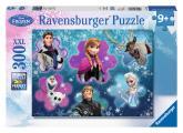 Ravensburger puzzle Ledové království 300 dílků XXL