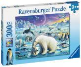 Ravensburger Polární zvířata 300 XXL dílků