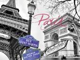 Ravensburger puzzle Paříž 1500 dílků