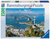 Ravensburger Pohled na Rio 1500 dílků