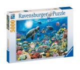 Ravensburger puzzle Podmořský svět 5000 dílků