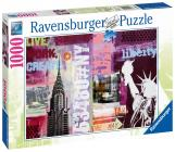 Ravensburger New York 1000 dílků