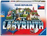 Ravensburger hra Labyrinth Česká Republika